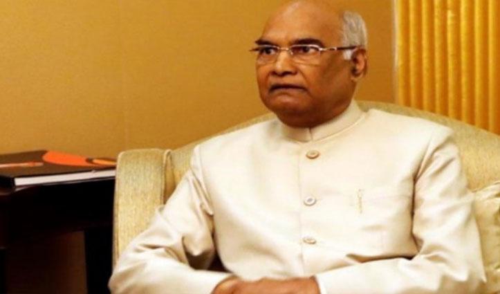 Coronavirus : दुष्यंत सिंह से मिले थे President राम नाथ कोबिंद, कराएंगे जांच