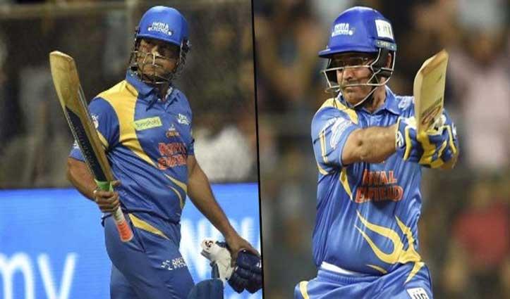 India Legends vs WI Legends: लगा सब लौट आया हो, सचिन की टीम जीती; यहां देखे पूरा मैच