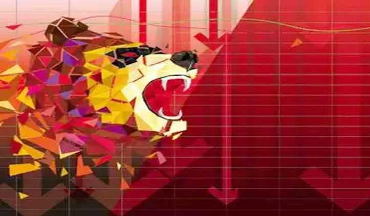 Corona के खौफ से शेयर बाजार धड़ाम: Trading रुकी, अगस्त 2014 के बाद निचले स्तर पर