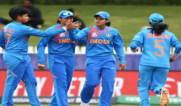 महिला T-20 WC: सेमीफाइनल में ये चार टीमें, इससे भिड़ेगी टीम इंडिया
