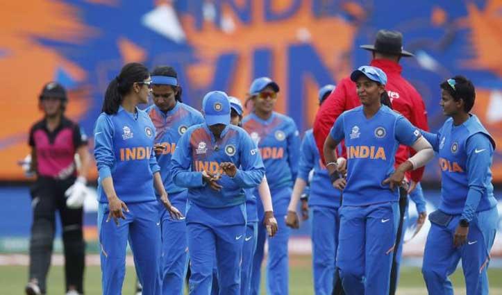 Team India ने रचा इतिहास, पहली बार महिला टी-20 के फाइनल में बनाई जगह