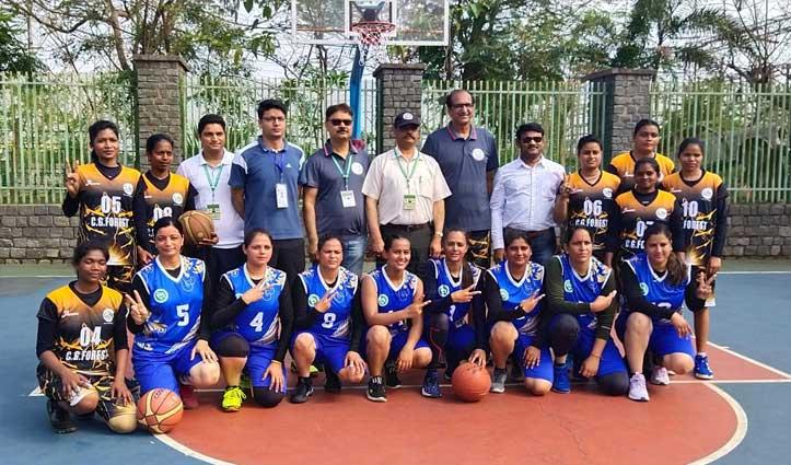हिमाचल ने All India Forest Sports Meet में छत्तीसगढ़ को मात देकर जीती Trophy