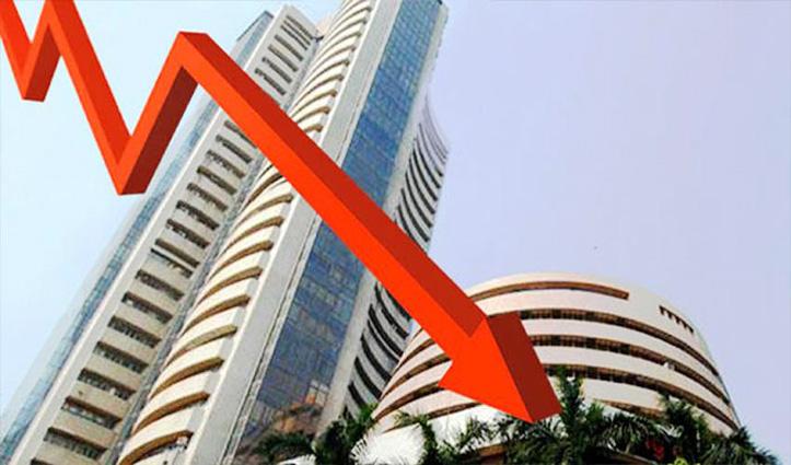 जबरदस्त गिरावट के साथ खुला Stock Market, निवेशकों के 6.25 लाख करोड़ रुपए डूबे