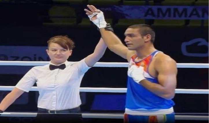 Olympics के लिए हिमाचली बॉक्सर आशीष चौधरी की राह हुई आसान