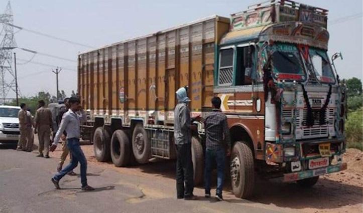 हर साल Truck Driver देते हैं 47 हजार करोड़ से ज्यादा की रिश्वत : सर्वे में हुआ खुलासा