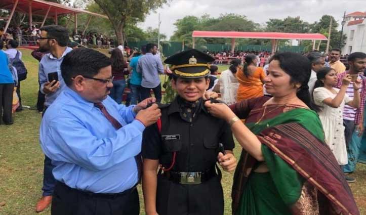 Indian Army में अधिकारी बनी पहाड़ की बेटी, जानें कैसा रहा यहां तक का सफर