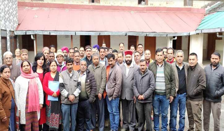 Dharamshala बीजेपी मंडल को 6 खंडों में बांटा, प्रभारी किए नियुक्त