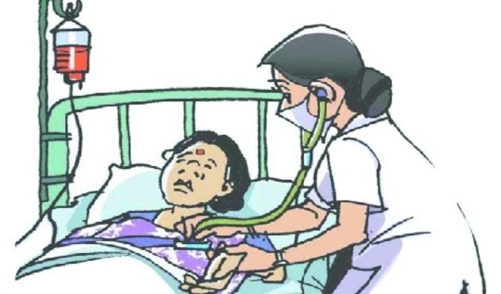 Corona के खौफ के बीच Hamirpur में डायरिया का कहर, 100 तक पहुंचा मरीजों का आंकड़ा