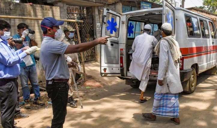 Corona इन India: तब्लीगी जमात से जुड़े 647 मरीज आए सामने, मृतकों का आंकड़ा 71 हुआ