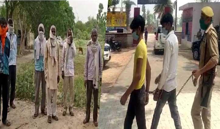 Gangrape के दोषियों को पंचायत ने सुनाई 5-5 जूते मारने की सजा, आहत किशोरी ने की आत्महत्या