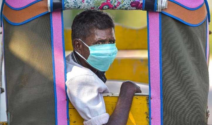 Corona इन India: पिछले 24 घंटे में सामने आए 1463 मामले, संक्रमित लोगों का आंकड़ा 10,815 हुआ