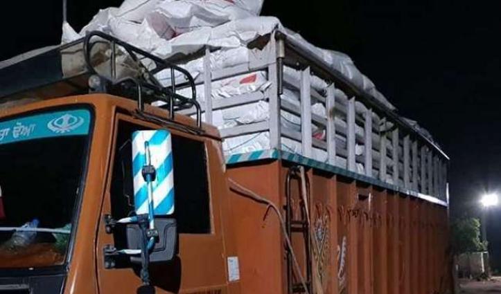 Mandi से Bilaspur भेजी आटे की बड़ी खेप, तय वजन से कम निकली तो वापस भेजा ट्रक
