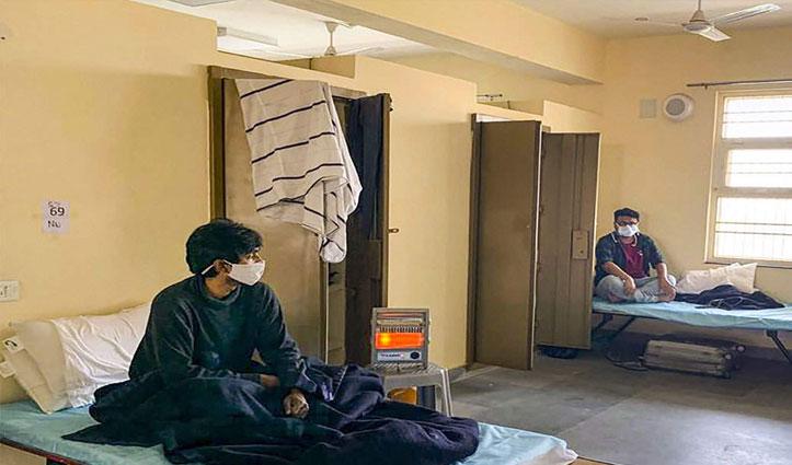 Bihar: कोरोना संदिग्धों ने Quarantine सेंटर में किया पथराव, जान बचाकर भागा स्टॉफ