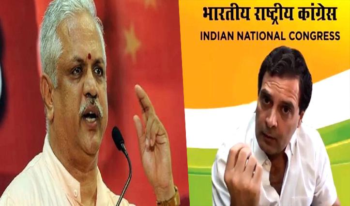 Lockdown हल नहीं, तब कांग्रेस शासित राज्यों ने पहले ही इसकी अवधि क्यों बढ़ाई: BJP