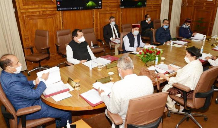 Cabinet: तीन साल का अनुबंध काल पूरा करने वाले कर्मी होंगे नियमित
