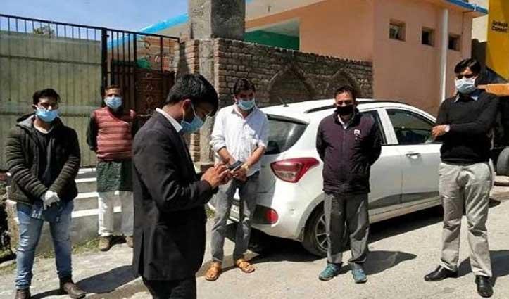हैदराबाद -नूरपुर के जमातियों के पहुंचने की खबर से Chamba प्रशासन सतर्क