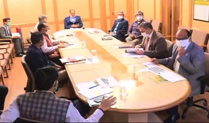 Jal Jeevan Mission के तहत 2022 तक प्रदेश के सभी घरों में लगेंगे नल