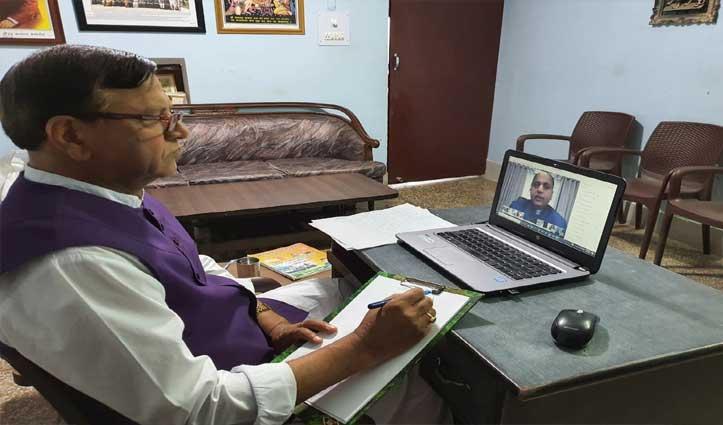 बिंदल सहित BJP प्रदेश पदाधिकारियों की जयराम के साथ हुई बैठक, इन मुद्दों पर चर्चा
