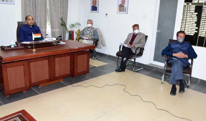 Jai Ram बोले- चिकित्सा जांच को स्वेच्छा से सामने ना आने वाले जमातियों पर हो कड़ी कार्रवाई