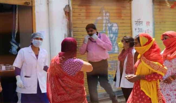भारत में तेजी से बढ़ रहा Community Transmission का खतरा, ICMR ने दिए संकेत