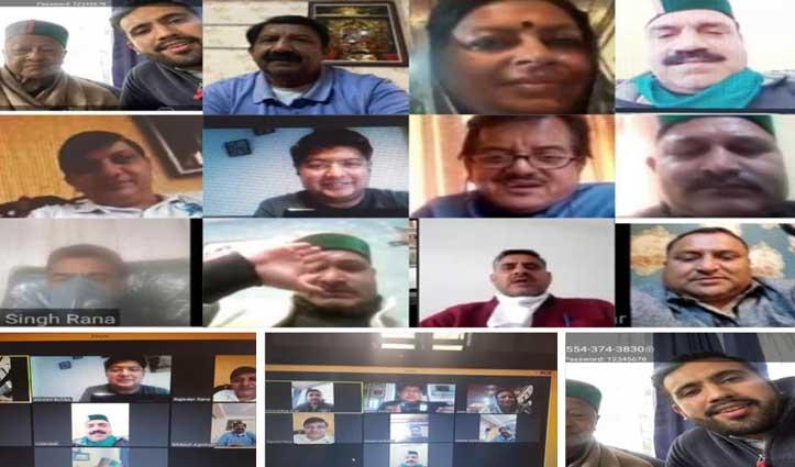 CLP में चर्चाः Jai Ram Govt राजनीति के बजाए राजधर्म निभाने का करे काम