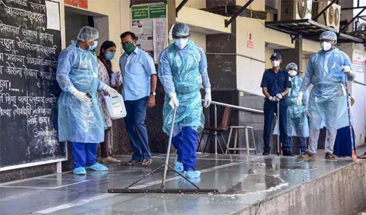 भारत में Coronavirus के मामले 6 दिन में दोगुने होकर 10 हजार के पार, मृतकों की संख्या 339