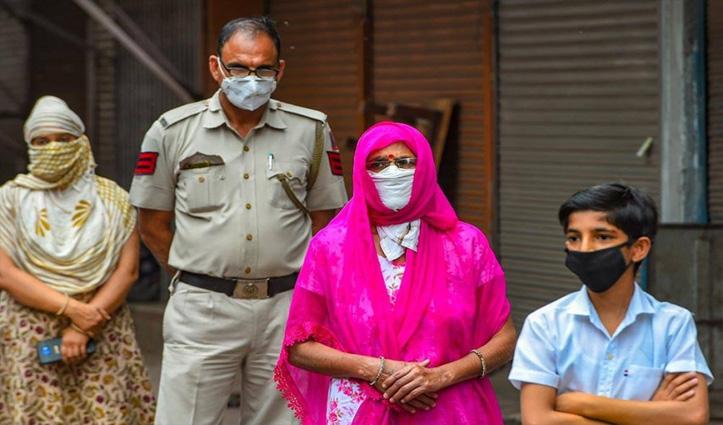 Corona इन India: 19 हजार के करीब पहुंची मरीजों की संख्या, अबतक 603 की मौत