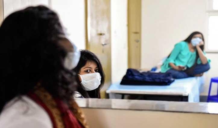 भारत में कोरोना वायरस के मामले बढ़कर 1,637 हुए; अब तक 38 लोगों की मौत
