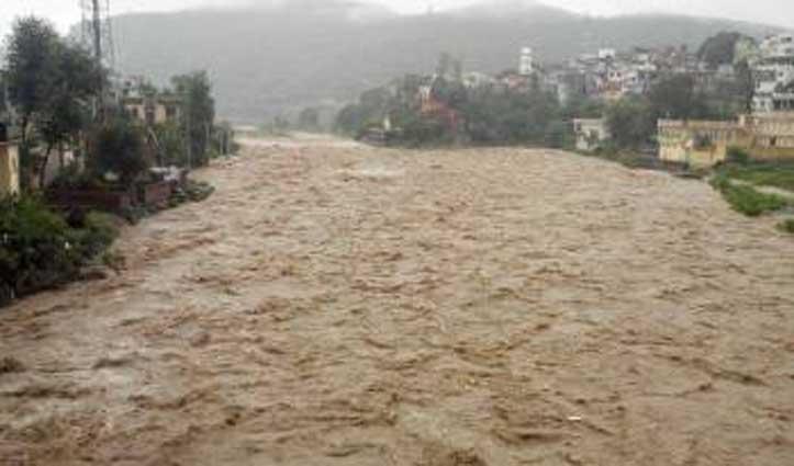 बड़गाम-शोपियां : नालों में आई बाढ़ में बह गईं दो परिवार की चार बहनें