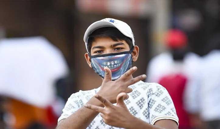 Corona इन India:अबतक 488 ने गंवाई जान, संक्रमित लोगों का आंकड़ा 14,792 हुआ