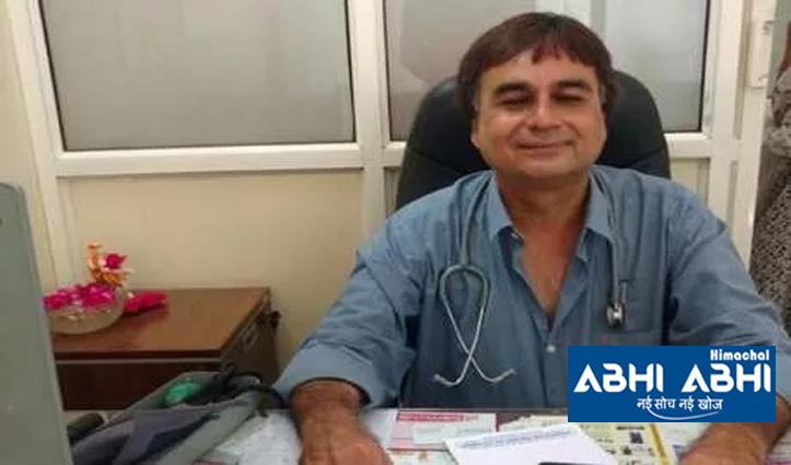 Coronavirus से देश में पहले डॉक्टर का निधन, इंदौर के अस्पताल में ली आखिरी सांस