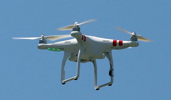 190 फीट ऊपर से भी कोरोना संक्रमितों का पता लगा सकेगा ये Drone, हो रहा ट्रायल