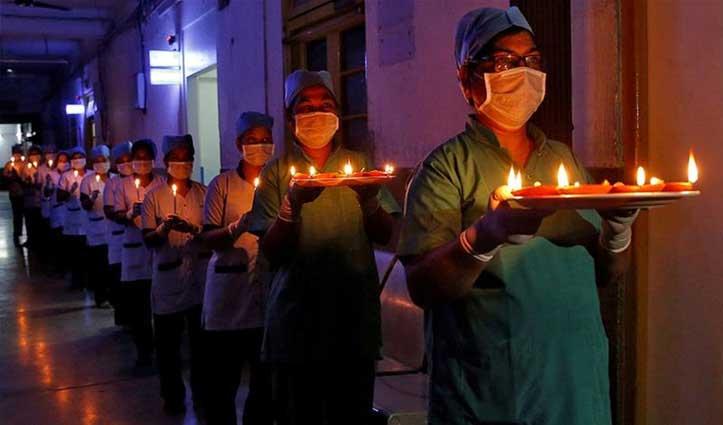 Corona इन India:24 घंटे में 354 नए मामले आए सामने, हुईं 8 मौतें