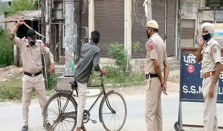 Punjab: नाके पर तैनात पुलिसकर्मियों पर फायरिंग; आरोपियों का पता ही नहीं