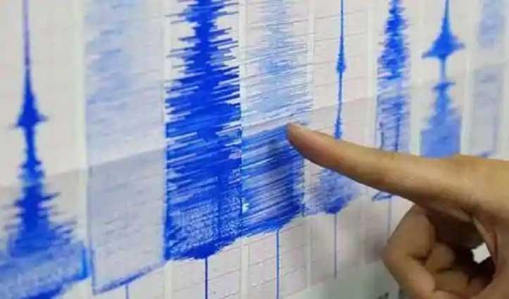 बड़ी खबर: दिल्ली-NCR में फिर आया भूकंप, 24 घंटे में दूसरी बार डोली धरती
