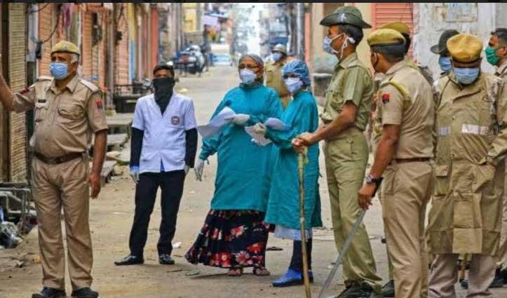 Shopian में छिपे जमातियों ने फैलाया Corona, 150 लोगों की आबादी वाले मोहल्ले में 38 संक्रमित