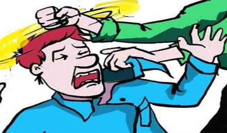 Pathankot से घर आए फौजी ने पंचायत सचिव से की मारपीट, धमकी भी दी