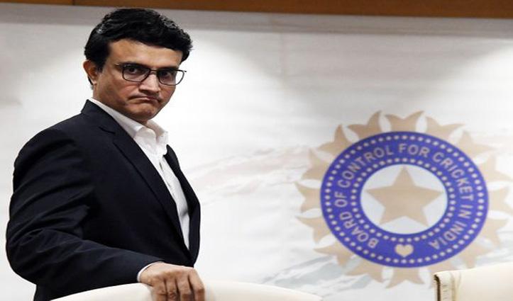 निकट भविष्य में India में नहीं होगा कोई क्रिकेट: BCCI अध्यक्ष सौरव गांगुली