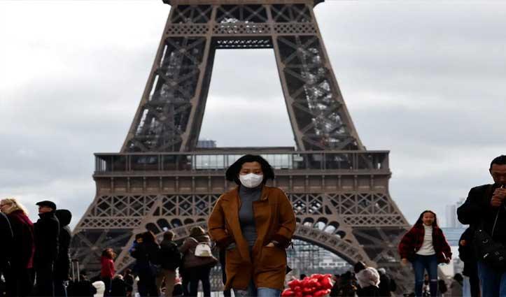 Corona के कारण 10,000 से अधिक मौत वाला दुनिया का चौथा देश बना France