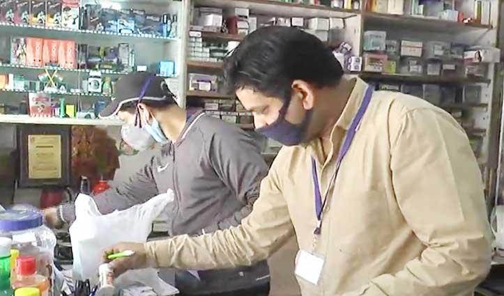 Hamirpur में अब घर -द्वार पर दवाइयां पहुंचाएंगे Chemists