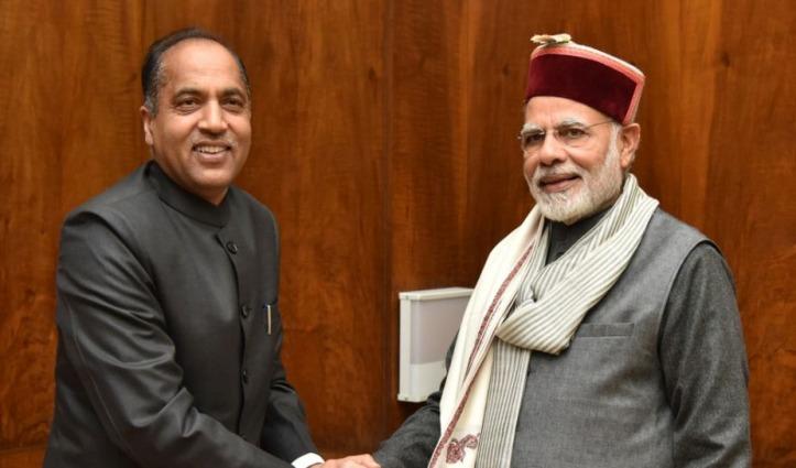 जयराम ने PM को लिखा पत्र, कामगारों को वित्तीय सहायता के लिए पारित हो विशेष अध्यादेश