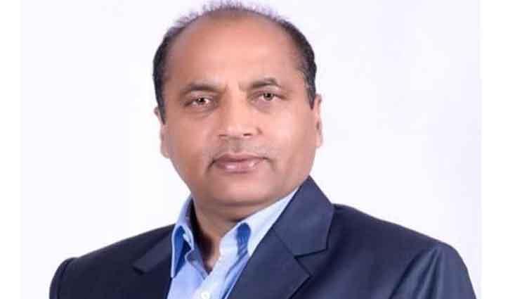 Jai Ram Thakur के पेट में दर्द, आईजीएमसी पहुंचे इलाज करवाने