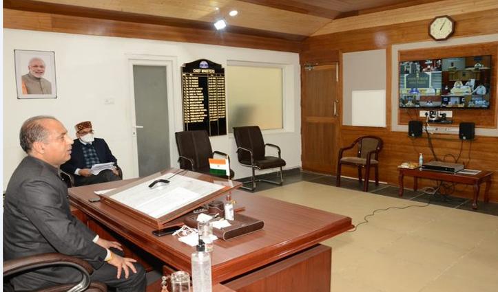 जयराम ने डॉ हर्षवर्धन से मांगें पीपीई, रैपिड डायग्नोस्टिक किट और 60 वेंटिलेटर