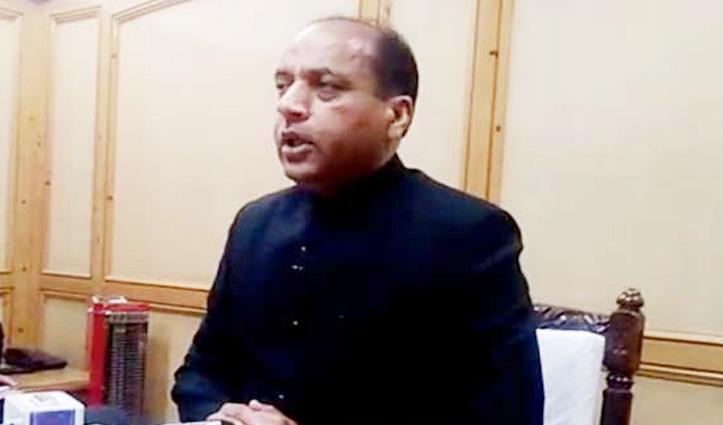 देवदार लकड़ी कटान मामलाः Jai Ram ने मामले में लिया संज्ञान, दिए यह आदेश