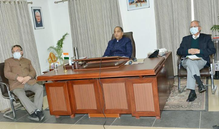 CM के निर्देशः कोरोना पॉजिटिव जमातियों के नजदीकी लोगों का लगाएं पता
