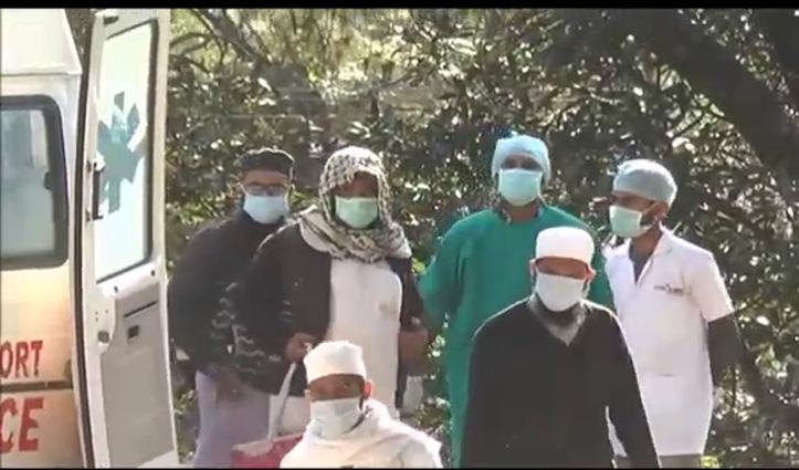 नाहन: Shimla भेजे 18 जमातियों के सैंपल, किए गए आइसोलेट