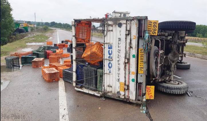 Breaking: मनाली-चंडीगढ़ हाईवे पर दो को रौंदते चला गया वाहन, दोनों की मौत