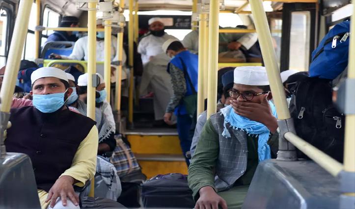 तबलीगी जमात के मौलाना का Audio Viral, कहा- मस्जिद से अच्छी मरने की जगह नहीं