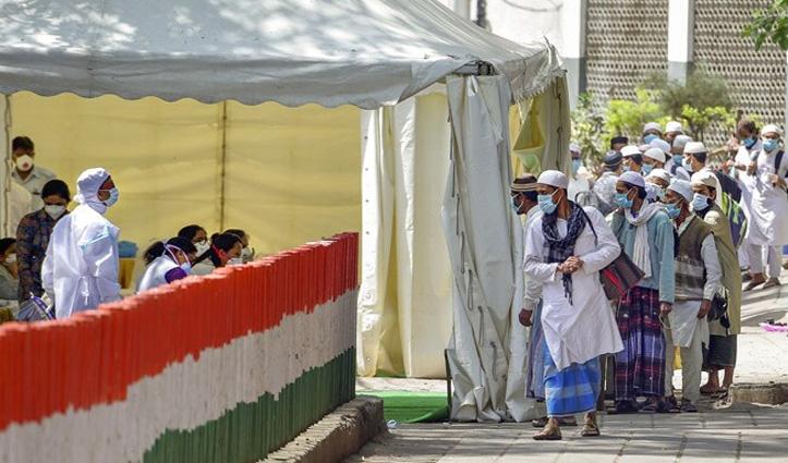 केंद्र ने निजामुद्दीन मरकज को घोषित किया 'हॉटस्पॉट', 90 लोगों में हुई कोरोना की पुष्टि