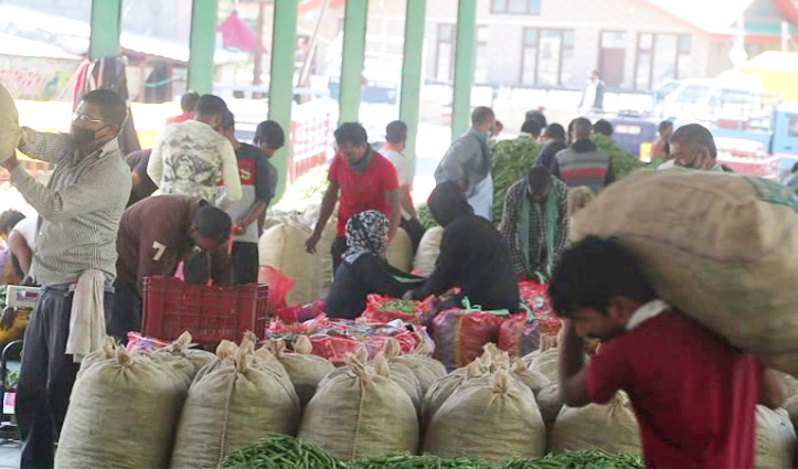 बिना परमिशन के Sabji Mandi अपने उत्पाद पहुंचा सकते हैं किसान-बागवान